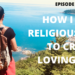 title how I healed religious wounds to create a loving reality